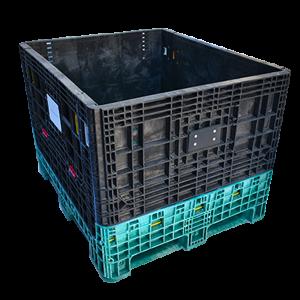 Contenedores de plástico 40x48x50
