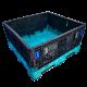 Contenedores de plástico 45x48x25