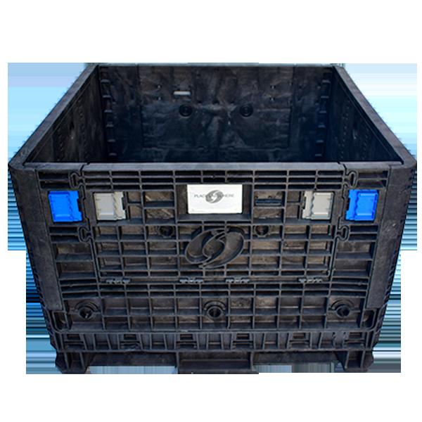 Contenedores de plástico 45x48x34